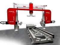 BRETON 4 x SHAPING MACHINE to FUEGO 3 or 4 AXLES