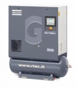 Variable speed compressors GA VSD 5-15