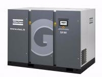 Oil injected screw compressors GA 90-series