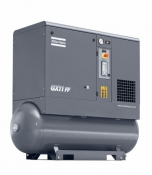 Oil injected screw compressors series GX2-11
