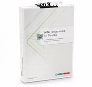 DMG MORI Programmer 3D Turning Secure Programming