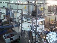 Filling-capping monobloc
