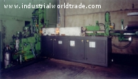 REHEATING FURNACE for STEEL FCB15 bars-600-2 .4