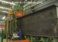 HEAVY DUTY welding line