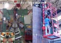 automatic machines for welding of tanks