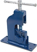 "Fixed bench vises for pipe diameter 2 ""-3""-4 ""-6""."