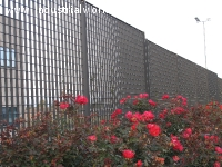 QUASAR3 galvanized steel fence, h. 1990 mm, € 51 ml