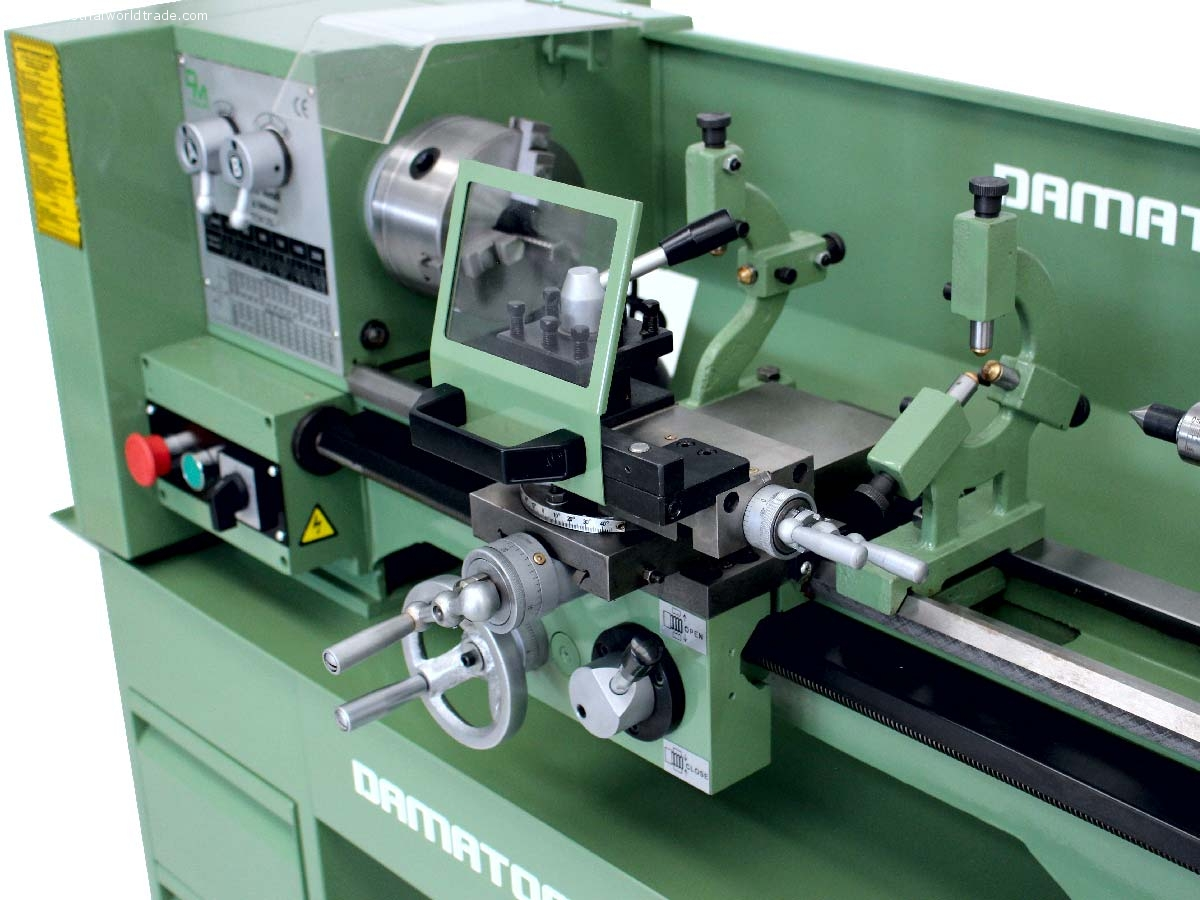 ads machine tools tornio per metalli newton 20 di